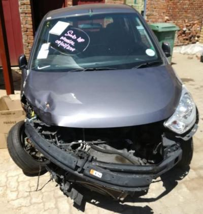 NOW STRIPPING FOR SPARES - HY036 Hyundai I10 2011 G4HG in Pretoria West, Gauteng