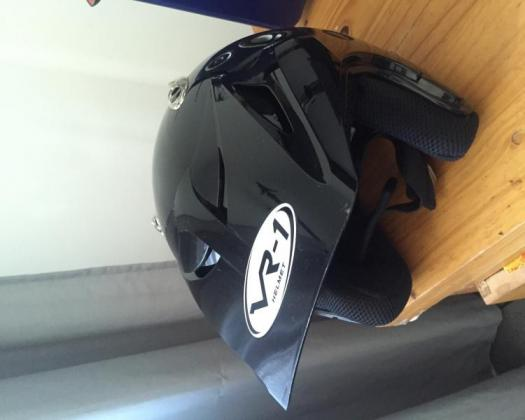 Helmet open face VR1 Very good condition  Size-S