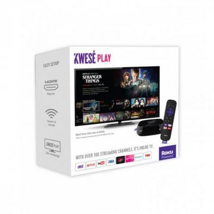 Kwese Play Streaming box