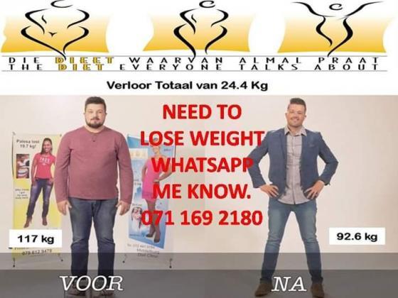 Lose 10kg