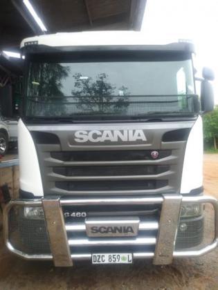 Scania G460 in Groblersdal, Mpumalanga