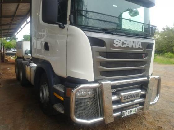Scania G460 2015