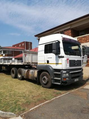 SIDE TIPPER AND  FLAT DECK FOR HIRE!!!!