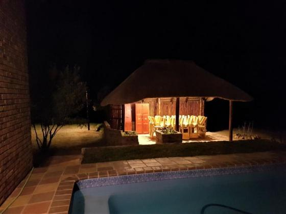TATA FARM GAME LODGE - DINOKENG GAME RESERVE AREA