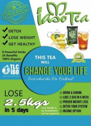 TLC IASO TEA