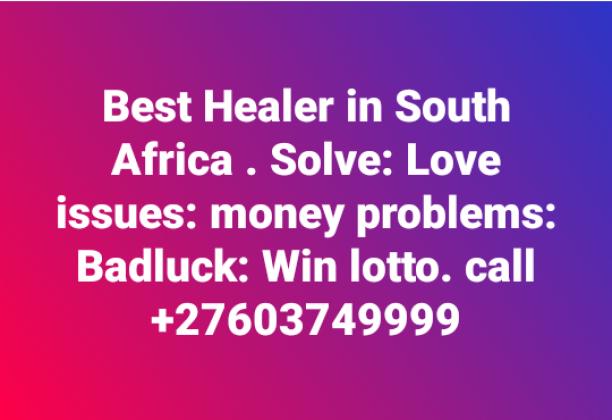 Powerful Healer in Sandton Gauteng