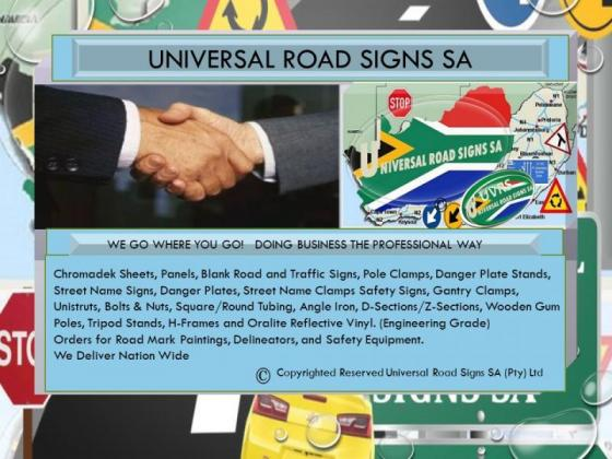 Suppliers of Road and Traffic Safety Signs