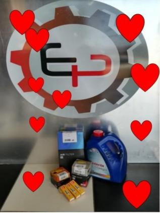 Valentines Day Specials on HYUNDAI / KIA NEW & USED SPARES