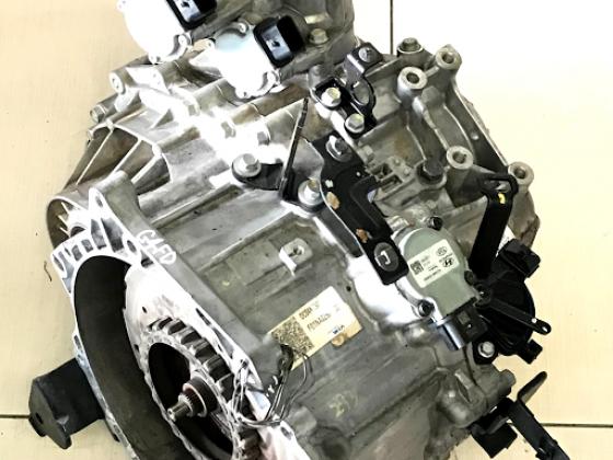 Various Hyundai Gearbox used