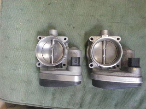 Various Renault Throttle body Used