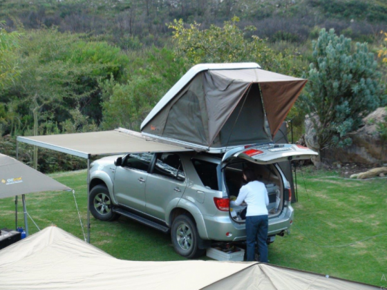 Wildearth Rooftop Tent