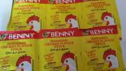 Benny Powder Chicken Flavour Stock 42x17g