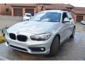 BMW 1 Series 120d 5 door Auto for sale