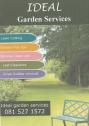 Ideal garden Services