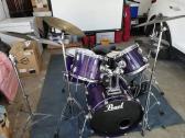 Import Pearl Drumkit