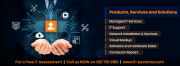Managed IT Support Services   IT Services Johannesburg   IT Maintenance
