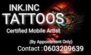 MOBILE TATTOO ARTIST