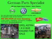 OPEL ASTRA 1.8 X18XE ENGINE FOR SALE