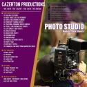 photoshooting and video shooting