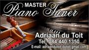 Piano tuning and repairs