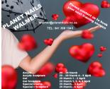 Planet nails Walmer training