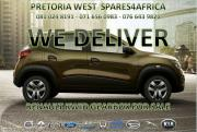 RENAULT KWID 2017 GEARBOX FOR SALE