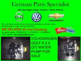 VOLKSWAGEN GOLF 6 2.0 GTI WATER PUMP FOR SALE