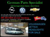 VOLKSWAGEN JETTA 6 HEADLIGHTS FOR SALE