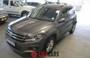 VW TIGUAN 1.4TSI BLUE MOTION TREND FUN