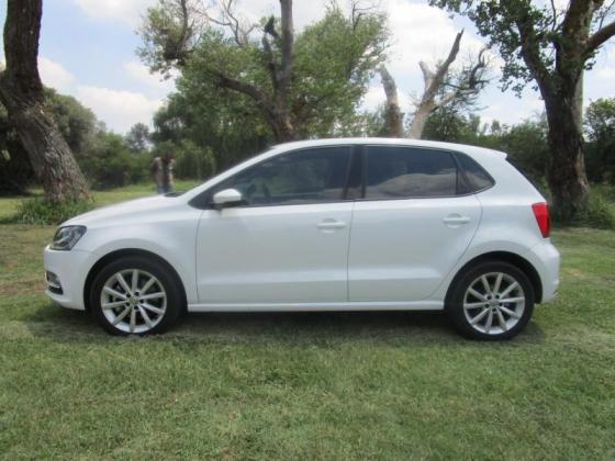 VW POLO TSI COMFORTLINE 2016