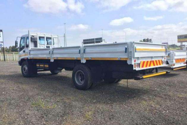 1998 Isuzu FTR800 dropside truck for sale