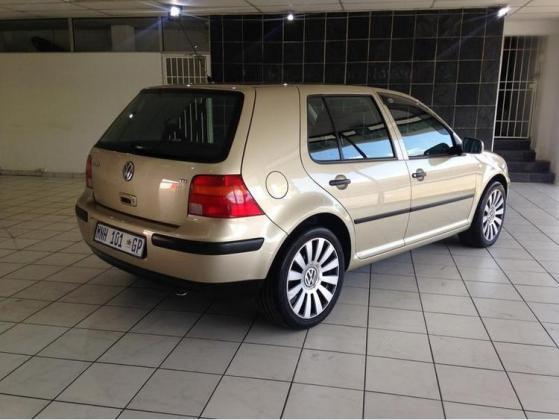 2001 Volkswagen Golf 4 1.6