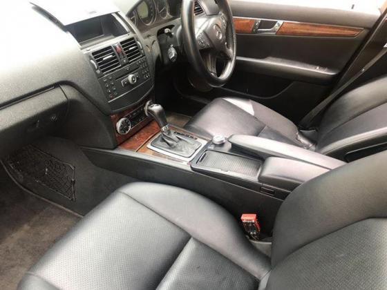 2009 Mercedes Benz C200 komp
