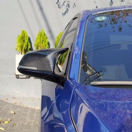 Carbon Mirror Covers for 3 Series