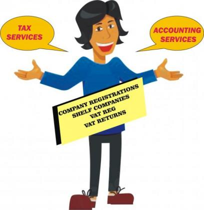 ACCOUNTING & FINANCIALS, TAX SERVICES, COMPANY REGISTRATIONS, SHELF COMPANIES, BEE CERTIFICATES