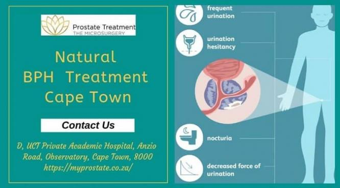 Are you looking for the Natural BPH  treatment Cape Town.