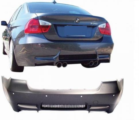 BMW E90 Front Bumper M3 Upgrade Combo