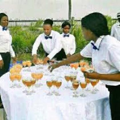 """Chefs, waiters, bartenders needed """"training is provided"""""""