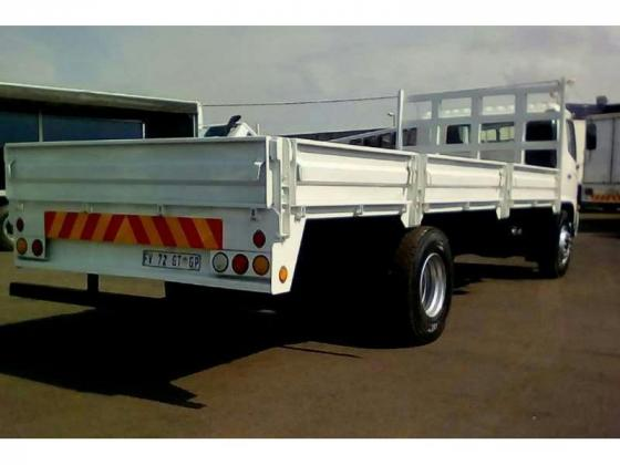 Hino 500 Series 1626  DROPSIDE Truck for sale
