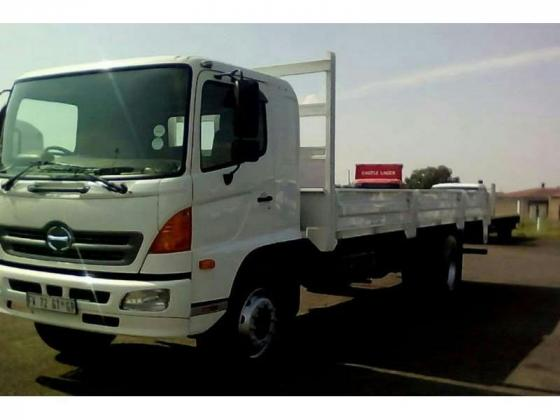 Hino 500 Series 1626  DROPSIDE Truck for sale in Randfontein, Gauteng