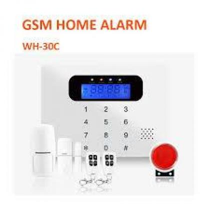 Home and factory alarm systems,no monthly bills