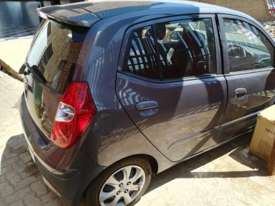 HY036 Hyundai I10 2011 1.1 - STRIPPING FOR SPARES