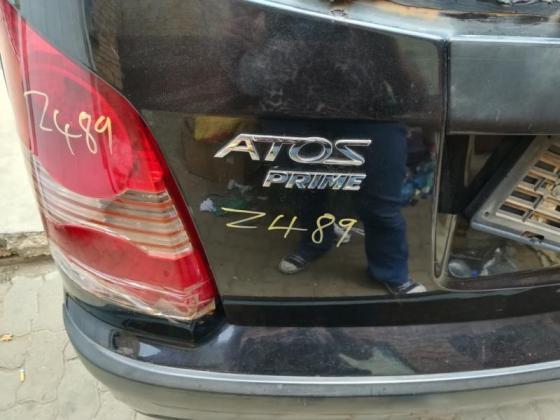 HYUNDAI ATOS 1.1 2007 - NOW STRIPPING FOR SPARE