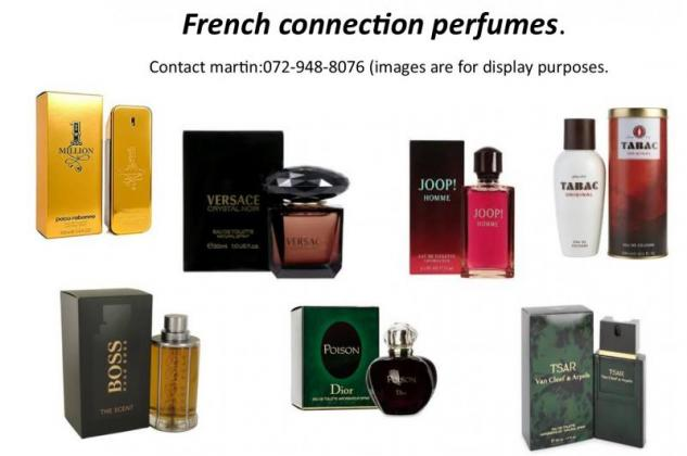 Ladies and Mens perfumes in Alberton, Gauteng