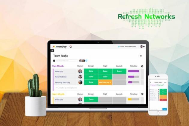 Monday Team Management Software |  Freshdesk Customer Support Platform in Johannesburg, Gauteng