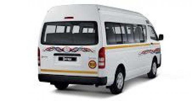 New Toyota Quantum Sesfikile : With Buying Options