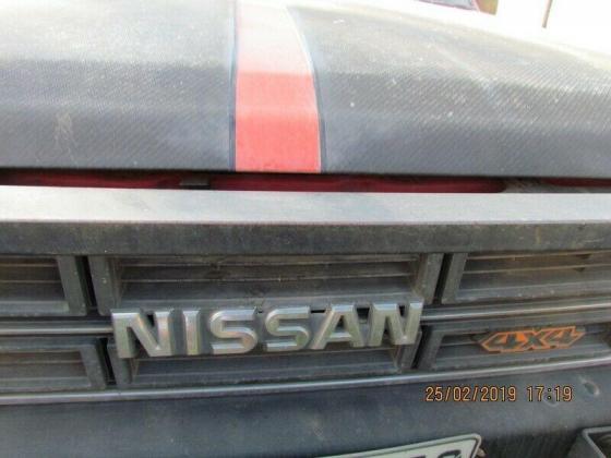 Nissan 1992 Sani SUV
