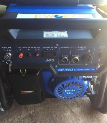 Petrol & Diesel Generators