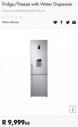 Samsung Appliance Set