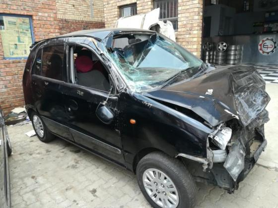 Stripping for spares - Hyundai Atos 1.1 200